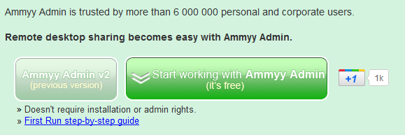 AMMYY Remote Access